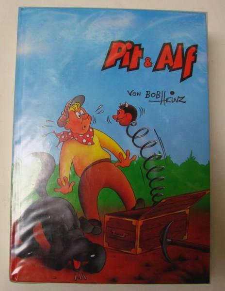 Pit & Alf (Hethke, Gb.\B.) Nr. 1-9 kpl. + 1-5 kpl. (Z1)
