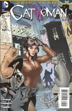 Catwoman (2011) 25