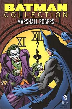 Batman Collection (Panini, Br.) Marshall Rogers Softcover