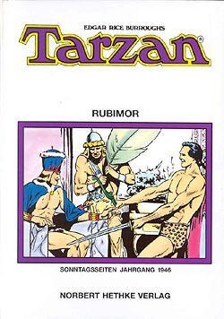 Tarzan Hardcover 1946