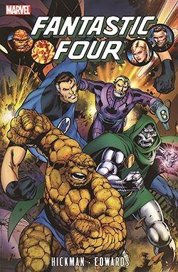 US: Fantastic Four by Jonathan Hickman Vol.3
