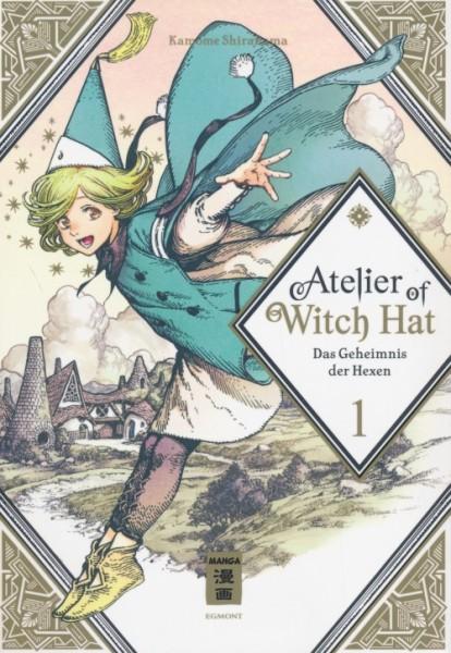 Atelier of Witch Hat - Das Geheimnis der Hexen 1