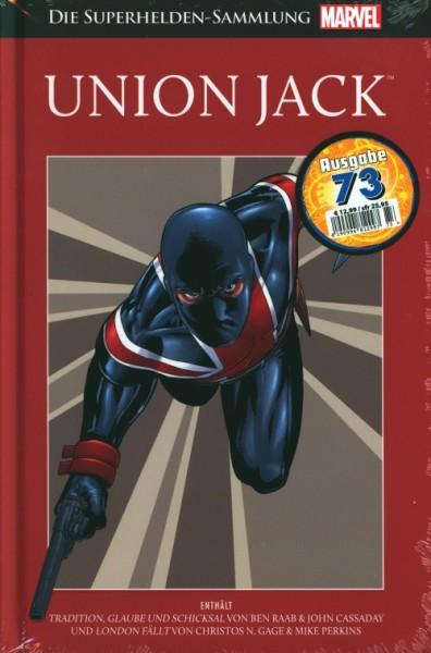 Marvel Superhelden Sammlung 73: Union Jack