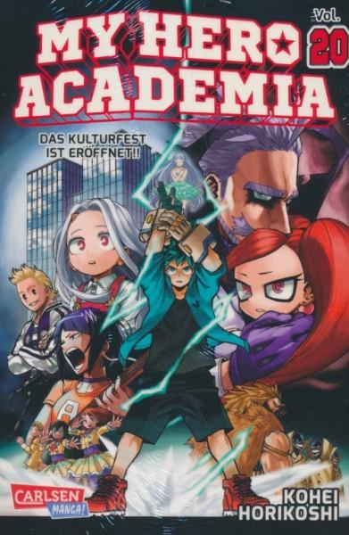 My Hero Academia 20