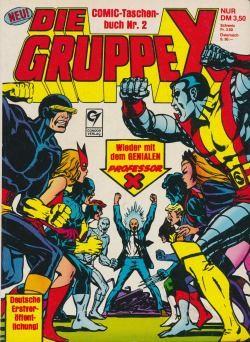Gruppe X (Condor, Tb.) Nr. 1-21
