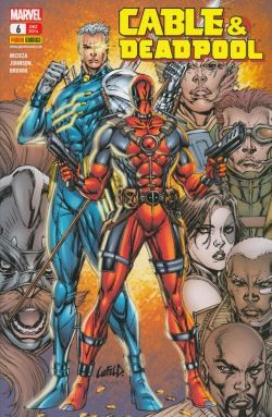 Cable und Deadpool 06