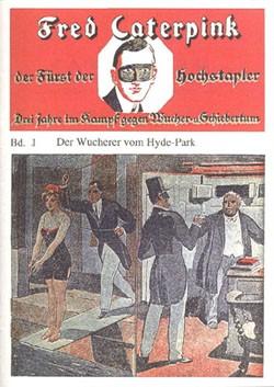 Fred Caterpink (Romanheftreprints) Nr. 1-27 (neu)
