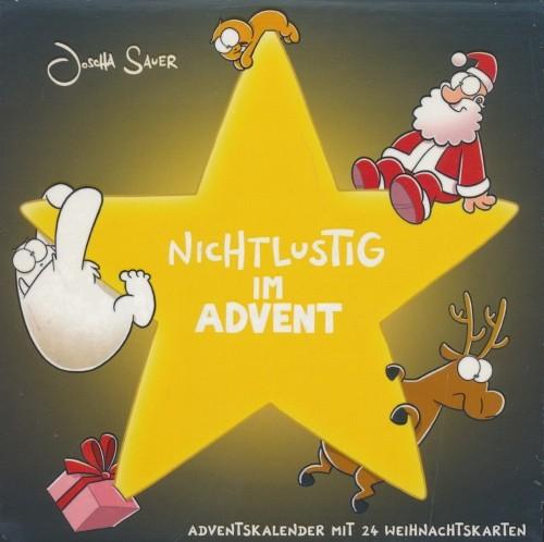 Lustige Bilder Advent.Nicht Lustig Im Advent Adventskalender 2019