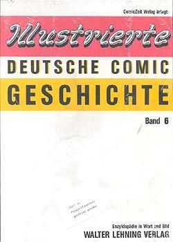 Illustrierte Deutsche Comicgeschichte 06