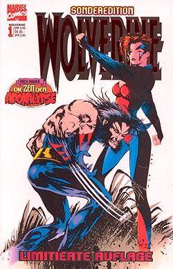Wolverine 01 Variant