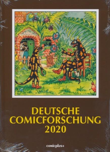 Deutsche Comicforschung 2020