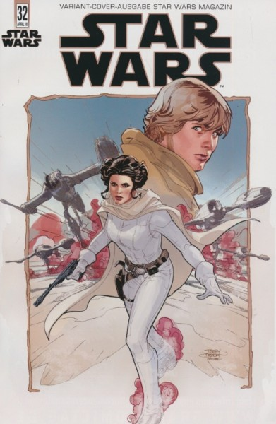 Star Wars Heft (2015) 32 Abo Variant Cover