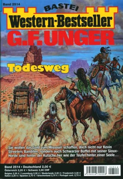 Western-Bestseller G.F. Unger 2514