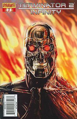 Terminator 2 Infinity Cover B 1-5