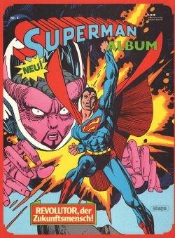 Superman Album (Ehapa, Br.) Nr. 1-12