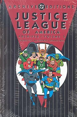 US: Justice League Archives Vol.05