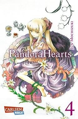 Pandora Hearts (Carlsen, Tb.) Nr. 4