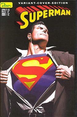 Superman 70 Variant