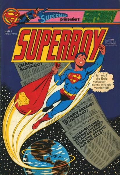 Superboy (Ehapa, Gb.) Jahrgang 1982 Nr. 1-13