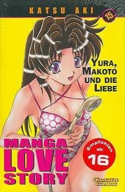 Manga Love Story 15