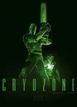 Edition Solitaire: Cryozone