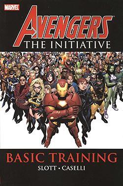 US: Avengers: Initiative Vol.1