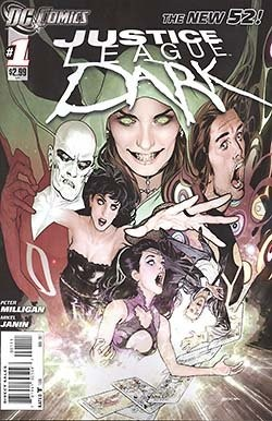 Justice League Dark ab 2