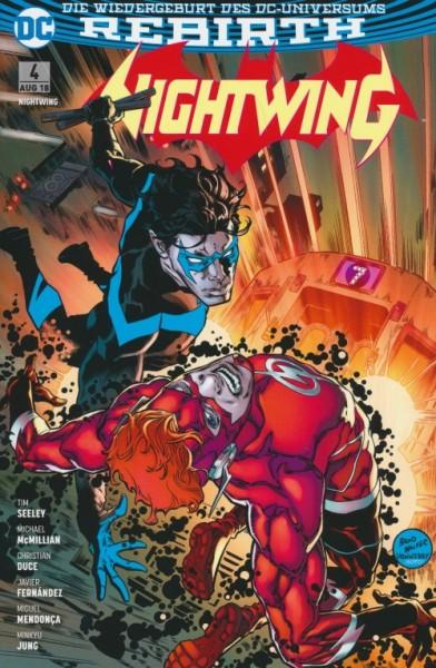 Nightwing (2017) 4