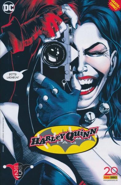 Batman 3. Int. Batman-Tag Gratis-Heft