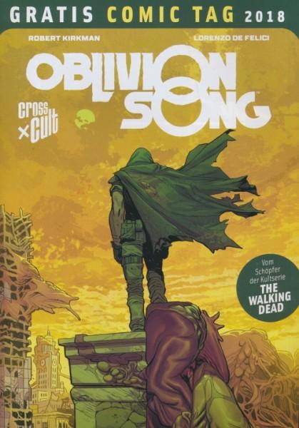 Gratis Comic Tag 2018: Oblivion Song