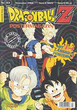 Dragon Ball Z Postermagazin 3
