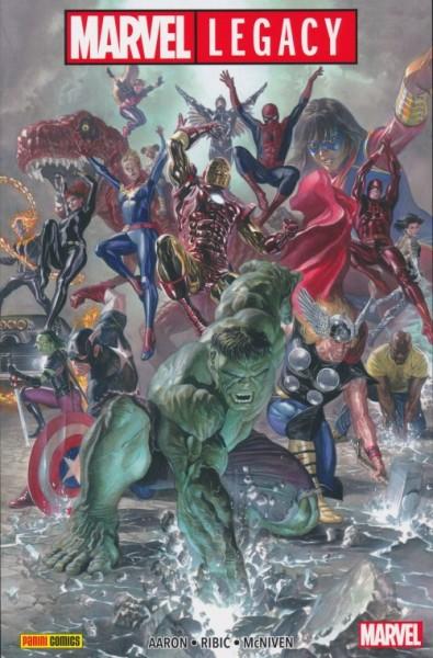 Marvel Legacy Paperback SC