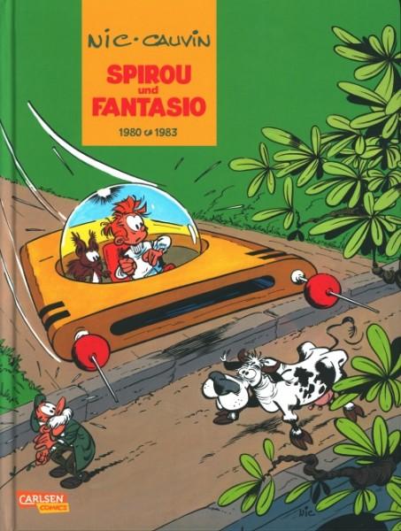 Spirou und Fantasio Gesamtausgabe 12