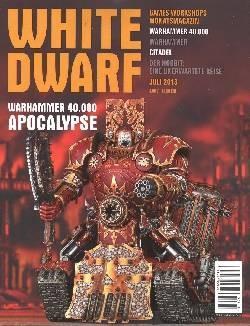 White Dwarf 2013/07