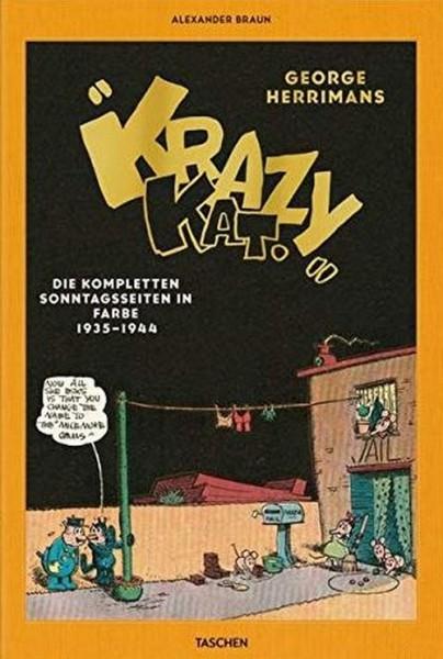 Krazy Kat - Die kompletten Sonntagsseiten HC