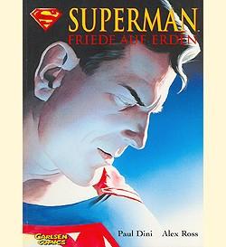Superman Friede auf Erden (Carlsen, Br.)