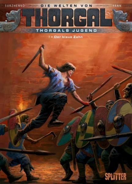Die Welt von Thorgal: Die Jugend von Thorgal 7 (12/19)