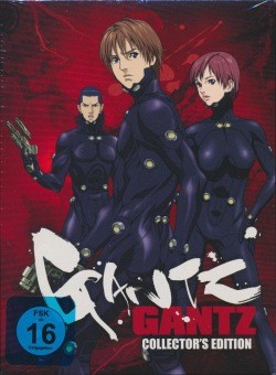 Gantz: Collector's Edition DVD