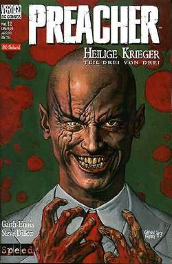 Preacher (Heft) 12 A-Cover
