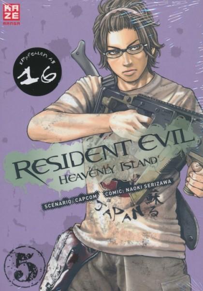 Resident Evil: Heavenly Island 5