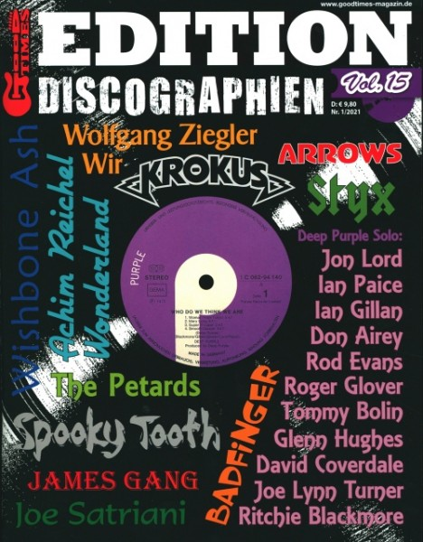 Good Times: Edition Discographien 15