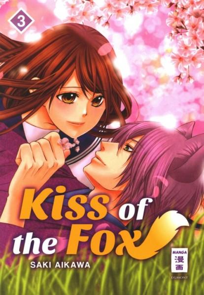 Kiss of the Fox 3