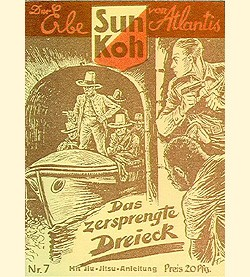 Sun Koh (Romanheftreprints, Vorkrieg) Nr. 1-150