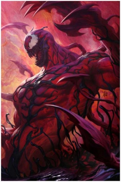 Absolute Carnage 01 Variant (03/20)
