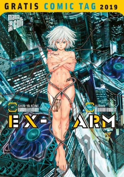 Gratis Comic Tag 2019: Ex-Arm