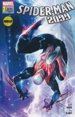 Spider-Man 2099 (2016) 1