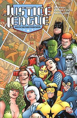 US: Justice League International Vol.3