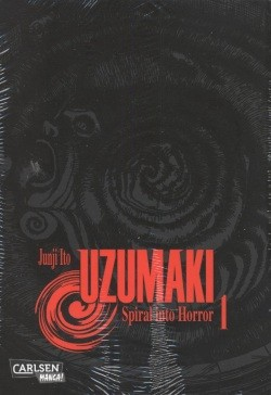 Uzumaki - Spiral into Horror 1