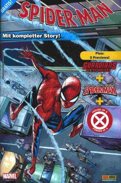 Marvel Tag 2020 Gratis-Comic