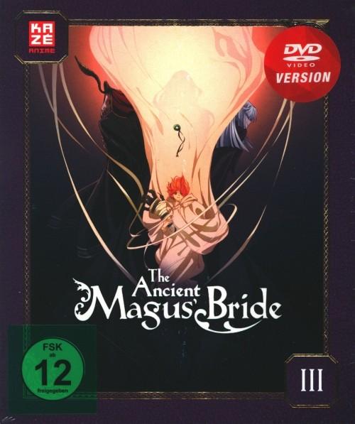 Ancient Magus Bride 3 DVD